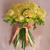 Yellow freesia bouquets (0)