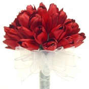 Red tulip bouquets (0)