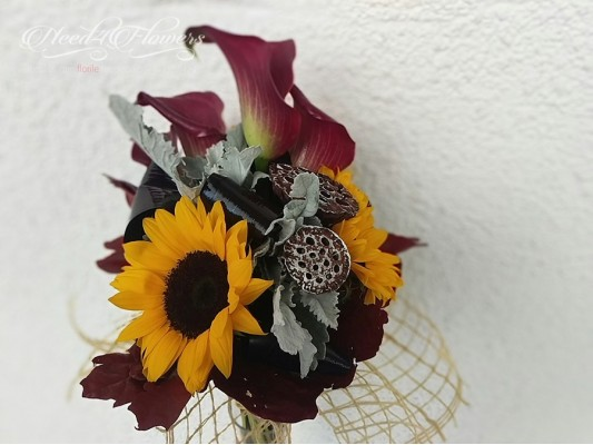 """Love Yourself"" bouquet"