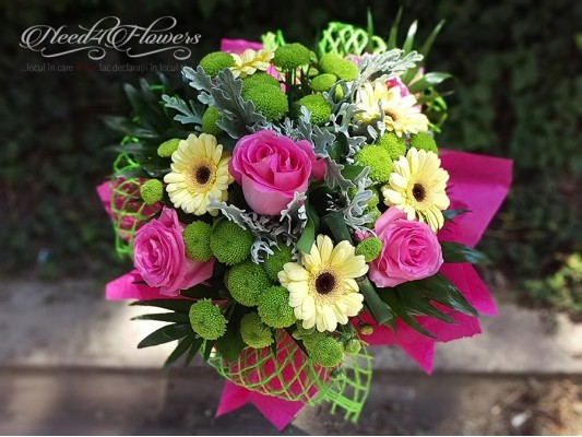 """Buchet """"Stay With Me"""""""