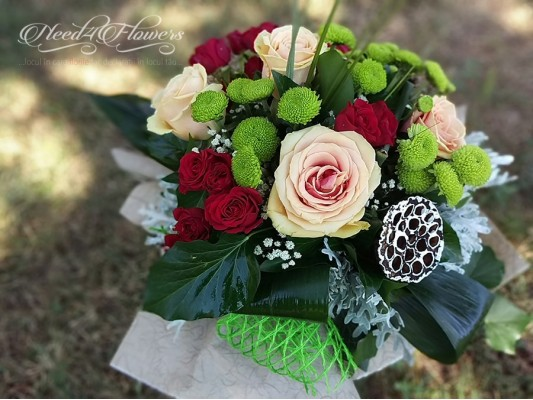 """Buchet """"To Be With You"""""""